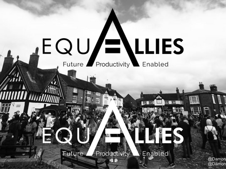 EquALLIES: Why YOU, Why NOW, What NEXT?