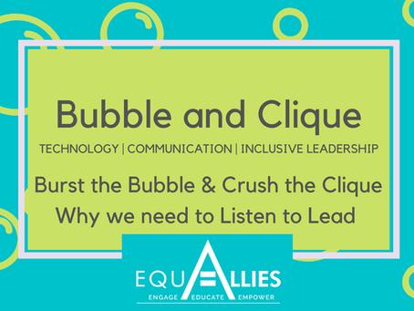 Bubble & Clique
