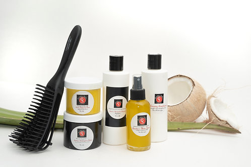 #1 Natural Hair Care Package