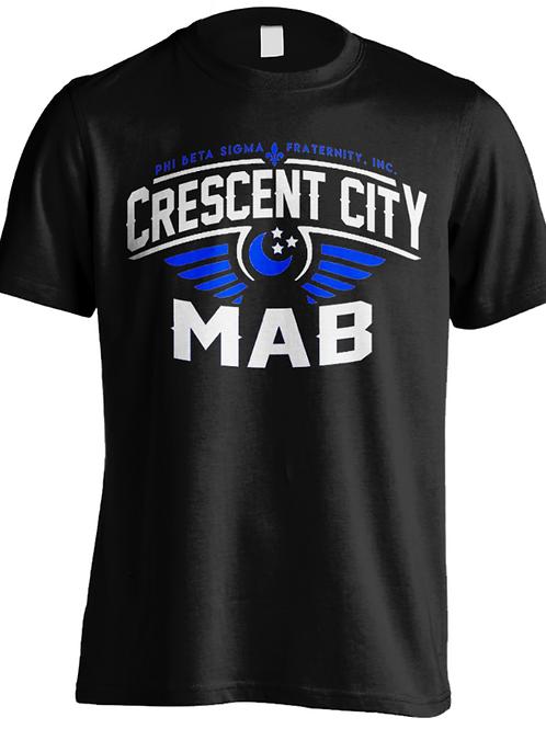 PBS Crescent City MAB Tee