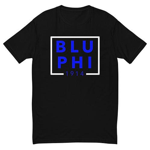 BLU PHI 1914 Black Short Sleeve T-shirt