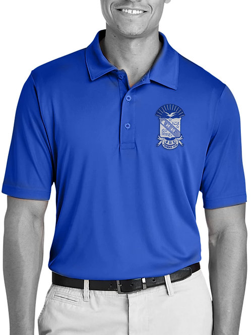 PBS Traditional Performance Polo