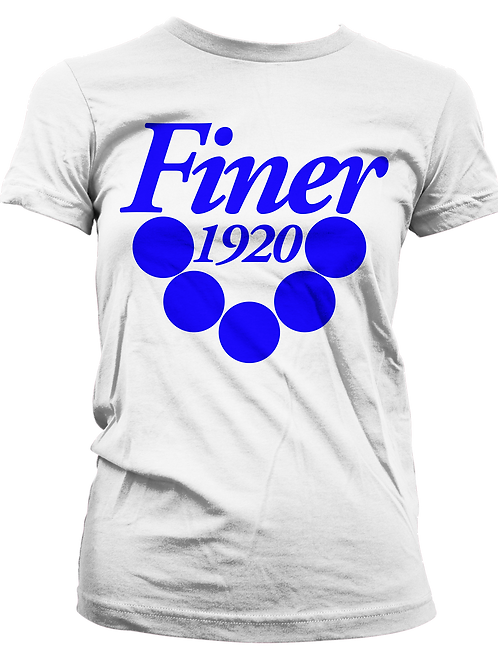 FINER 5-Pearls Tee