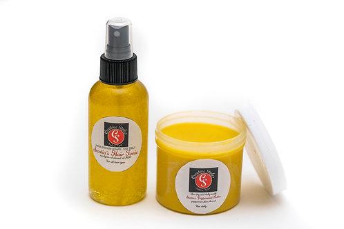 Creative CarePackage #2 4oz peppermint and 4oz hair tonic oil