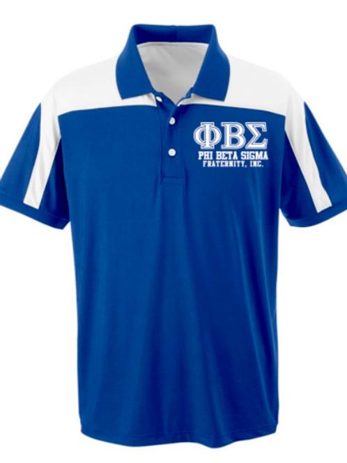 PBS Performance Polo Shirt