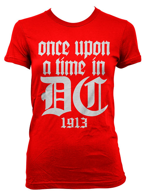 ONCE UPON A TIME 1913 Tee