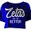 Thumbnail: Zetas DO It Better Flowy Boxy T‑Shirt