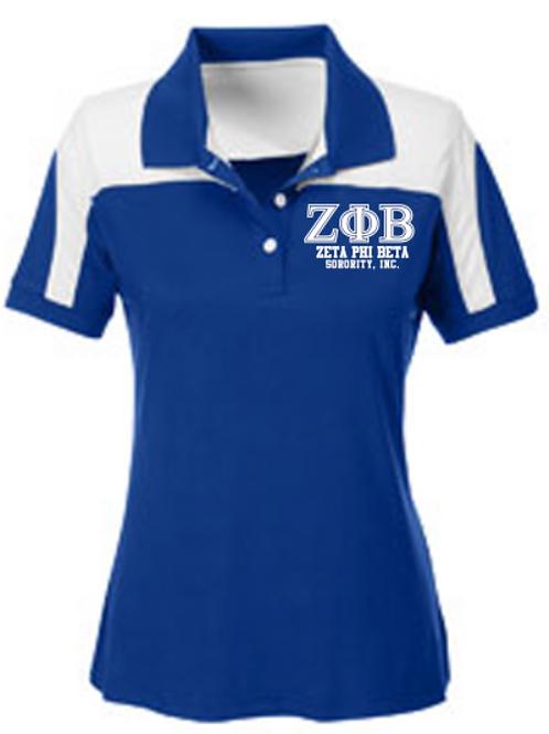 ZPB Performance Polo Shirt