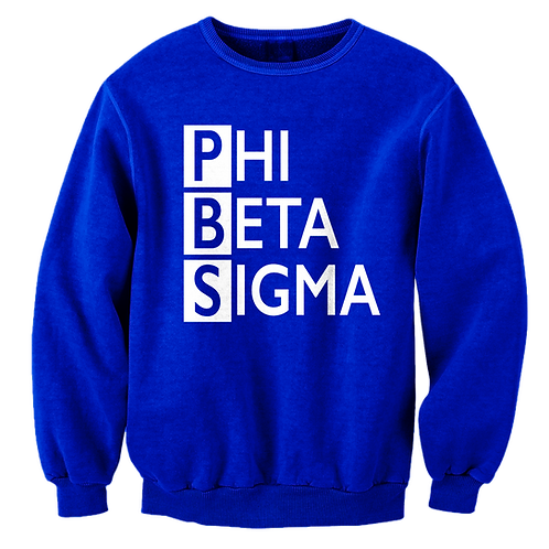 PBS BLOCKS Sweatshirt