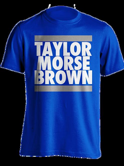 TaylorMorseBrown Tee