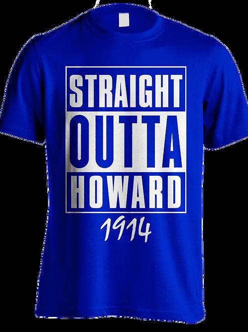 STRAIGHT OUTTA HOWARD 1914