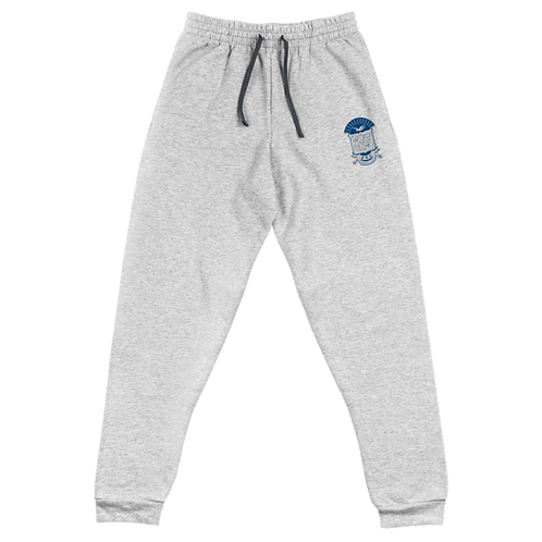 PBS Embroidered Shield Joggers