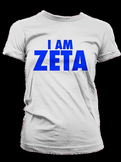 I AM ZETA Tee