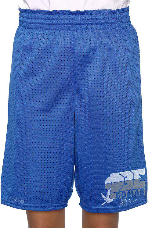 PBS DeamTeam Mesh Shorts