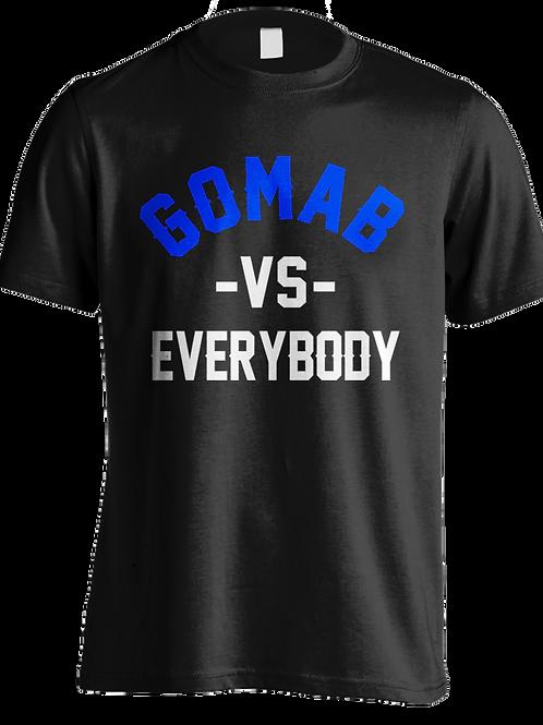 GOMAB vs. Everybody Tee