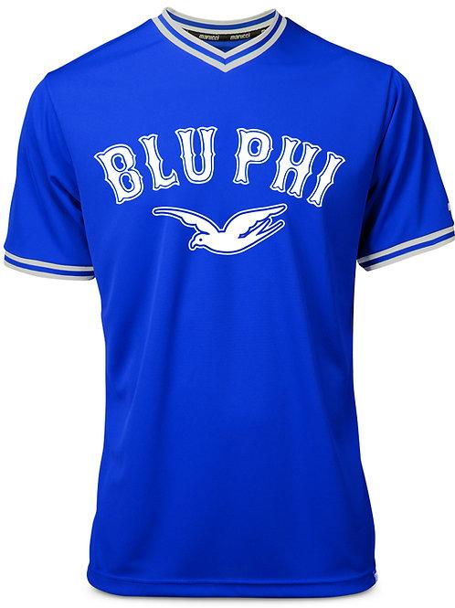 BLU PHI V-Neck Jersey