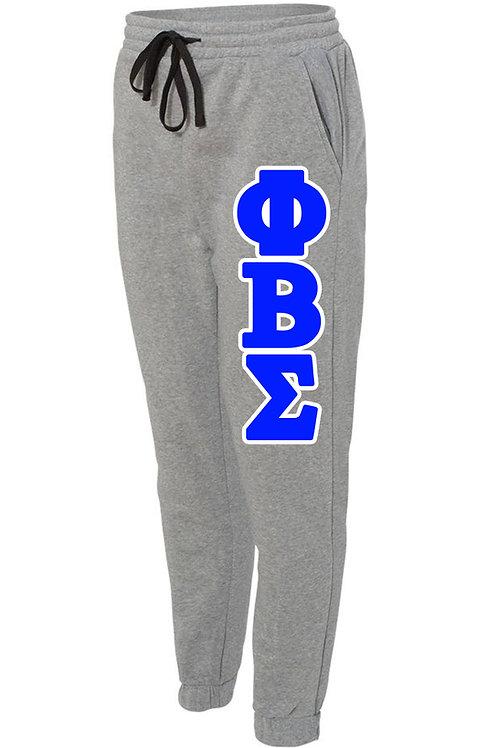 PBS Traditional Jogger Sweatpants