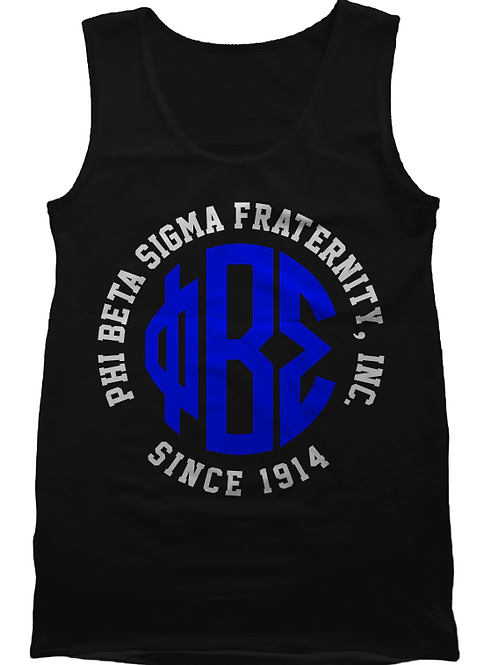 PBS Letters Tank Top