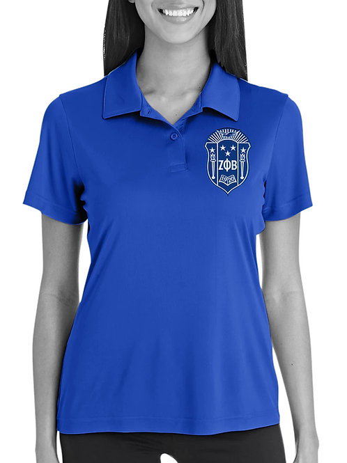 ZPB Traditional Performance Polo