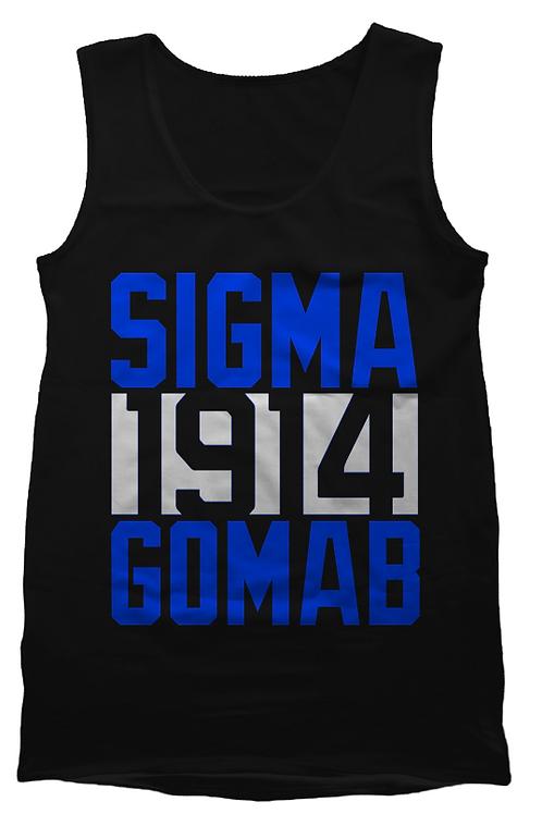SIGMA1914GOMAB Tank Top