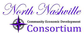 North Nashville CED Consortium Logo #2.j