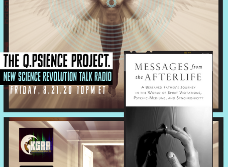 8.21.20, Mark Ireland: Messages From the Afterlife