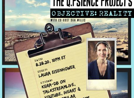 8.28.20, Laura Eisenhower