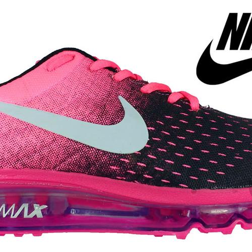 the latest c6aae 22e24 ... Tenis Nike Air max Feminino 2017 ...