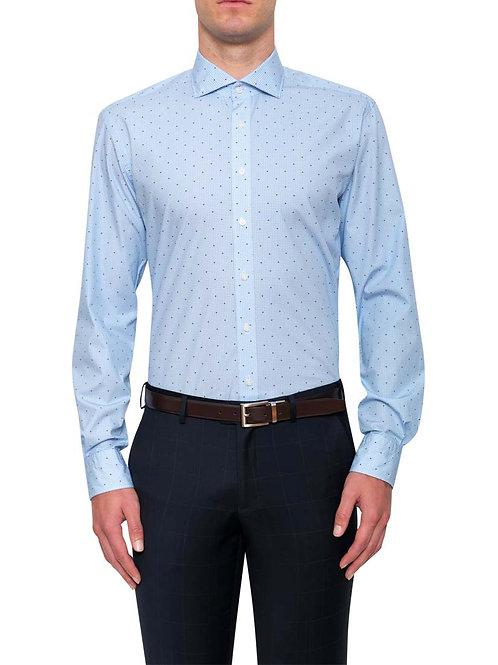 Cambridge Austin Blue Shirt