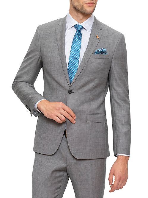 Gibson Johnnie Grey suit