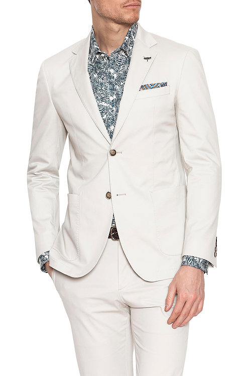 Gibson Chisel Ivory suit