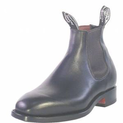 Harold boots Grazier black