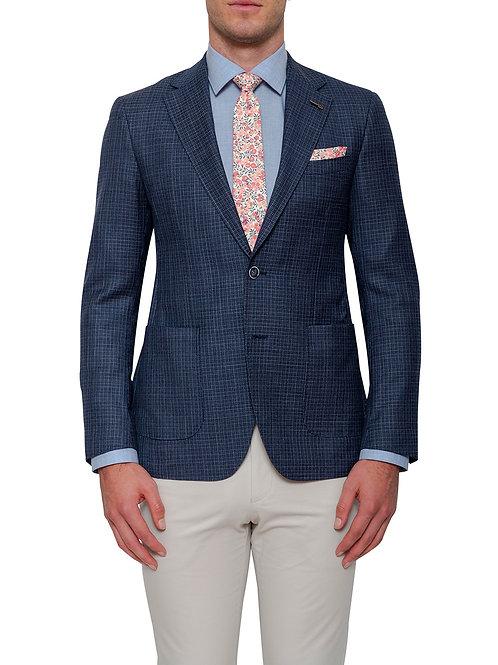 Joe Black Maddison Pure Wool Navy Sports Jacket