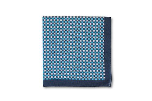 Silk Printed Pocket Hank