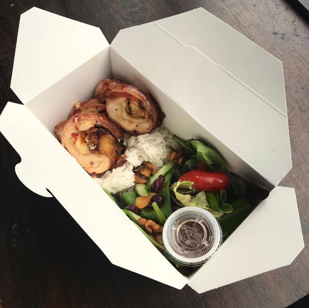 Rolled Chicken Breast Box