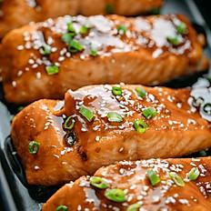 Teriyaki Salmon Filet
