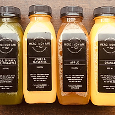 Fresh Squeezed 100% Juices