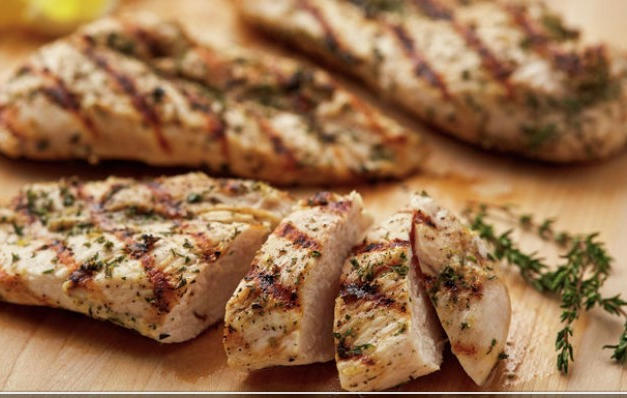 Grilled Chicken Breast Box