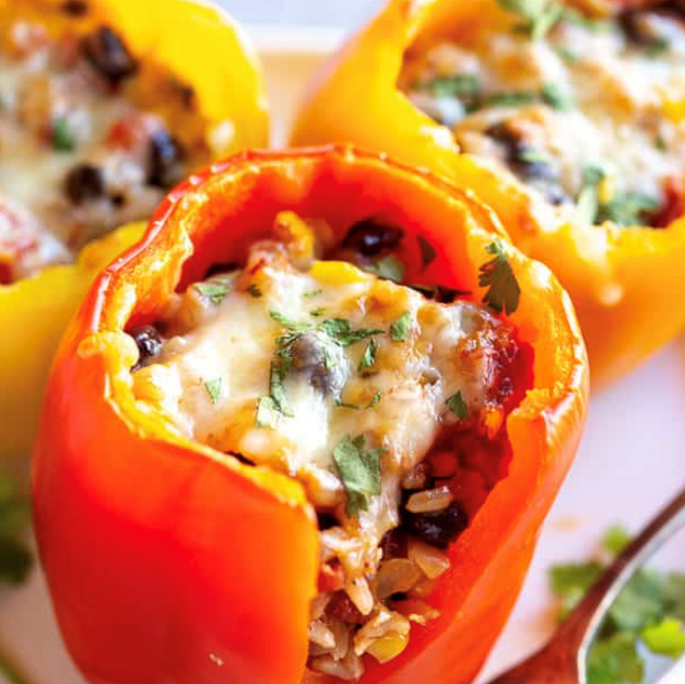 Stuffed Pepper Box