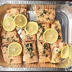 Fresh Herbed Salmon Filet