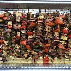 Grilled Veggie Kebobs