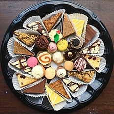Devilish Pastry Platter