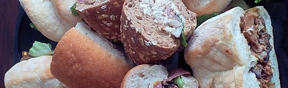 Executive Sandwiches