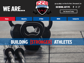 They are... 220CrossFit.com