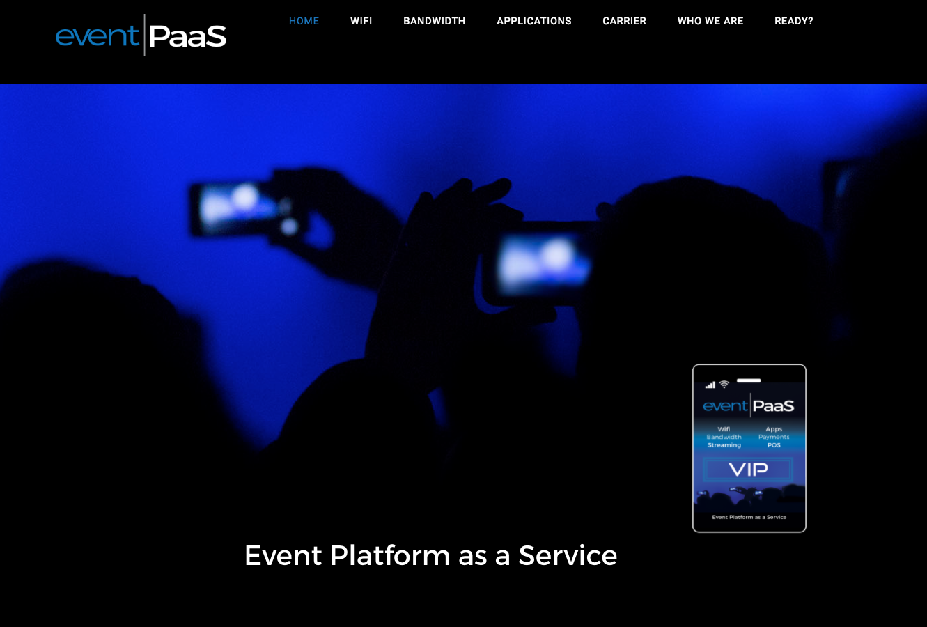 Event Paas