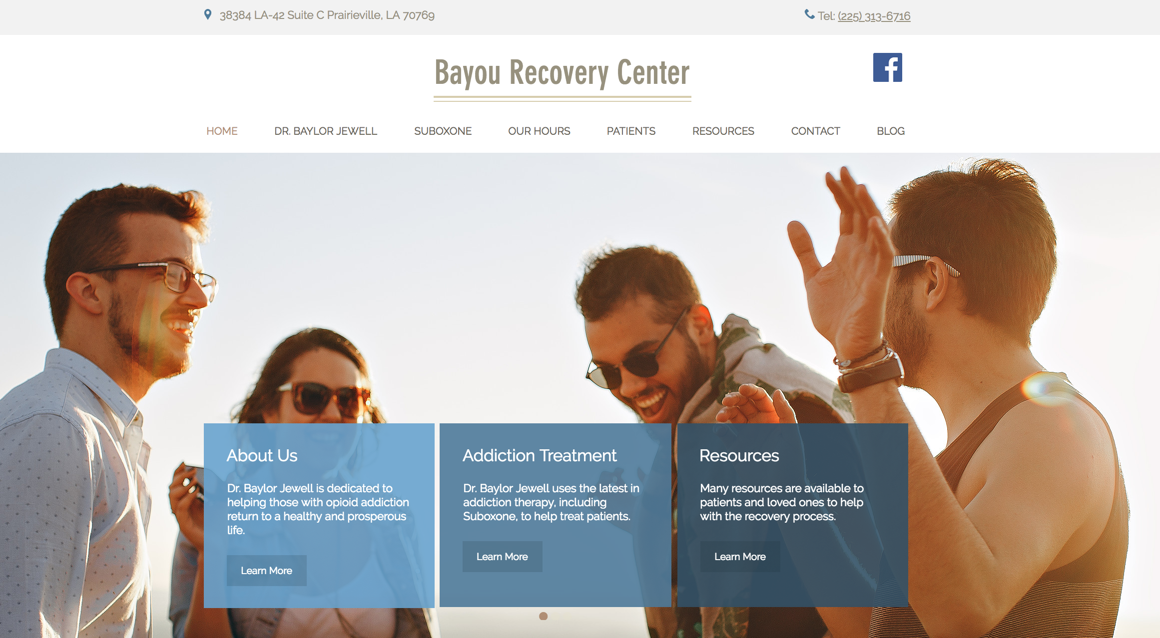 Bayou Recovery Center