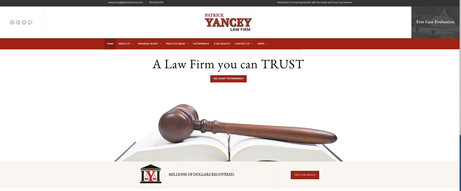 Patrick Yancey Law Firm