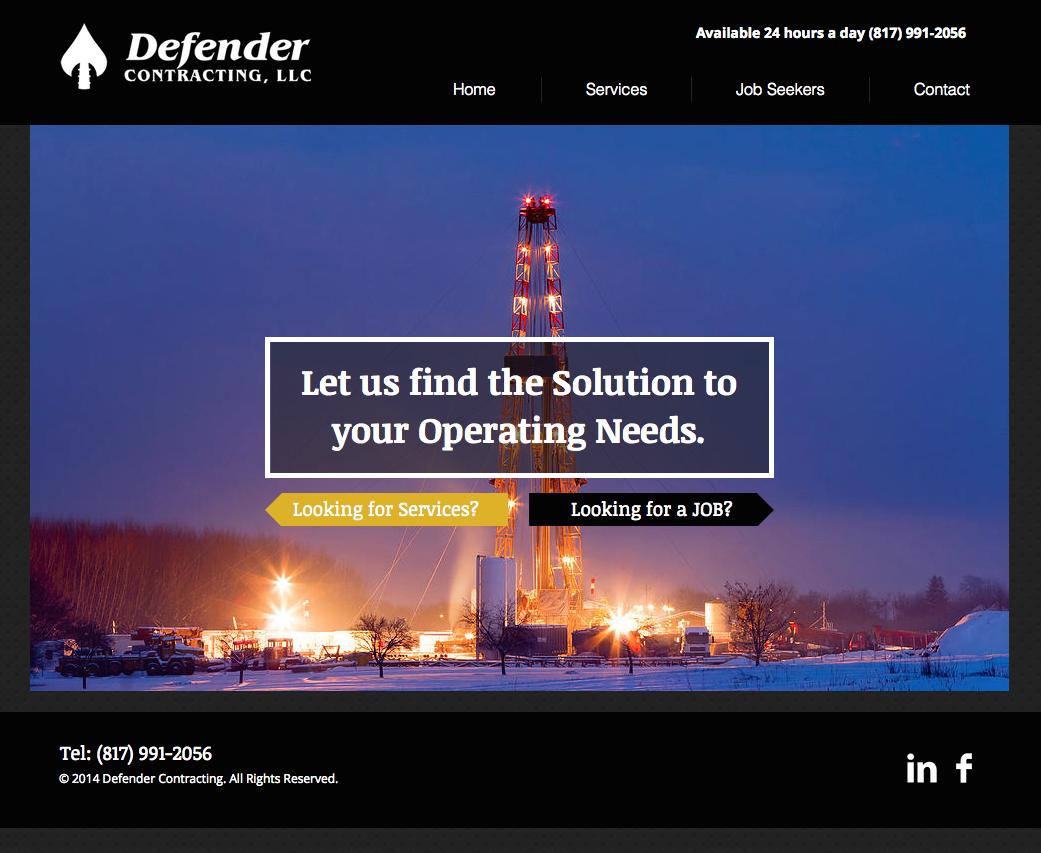 Defender Contracting
