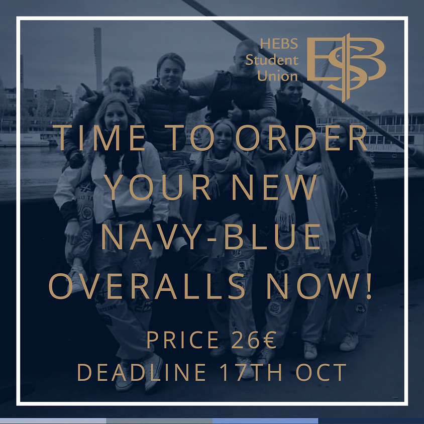 HEBS Overall Order 2018