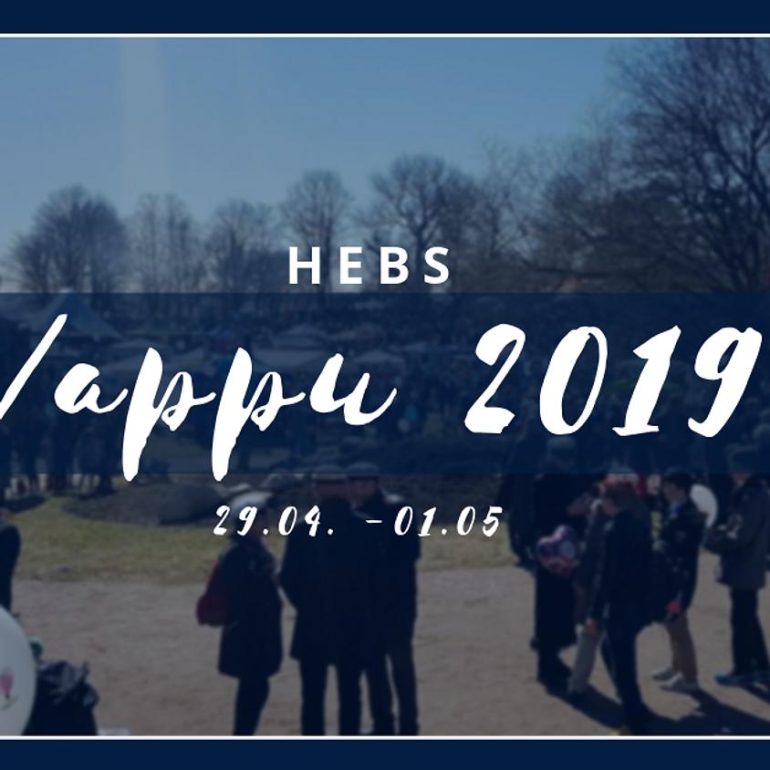 HEBS Vappu 2019